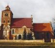 Nieszawa - kościół Farny, relikwie św. Jadwigi